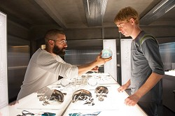 Ex Machina promotional photo