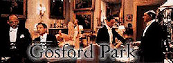 Gosford Park promotional photo