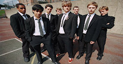 The History Boys promotional photo