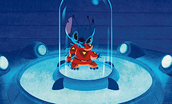 Lilo and Stitch promotional photo
