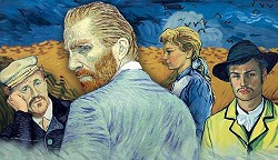 Loving Vincent promotional photo