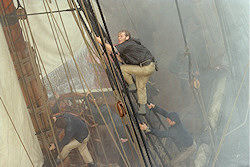 Master and Commander promotional photo