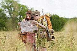 Moonrise Kingdom promotional photo