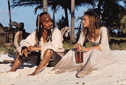 Pirates of the Caribbean promotional photo