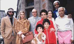 The Royal Tenenbaums promotional photo