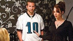 Silver Linings Playbook promotional photo