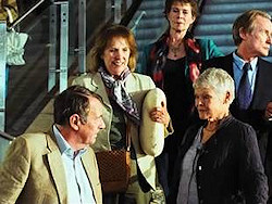 The Best Exotic Marigold Hotel promotional photo