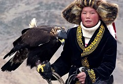 The Eagle Huntress promotional photo