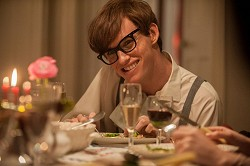 The Theory of Everything promotional photo