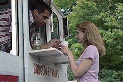 The Station Agent promotional photo