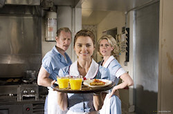 Waitress promotional photo