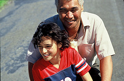 Whale Rider promotional photo